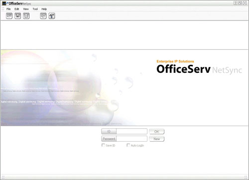 OfficeServ NetSync